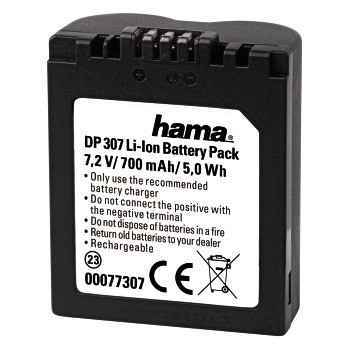 Digi-Power 7.2v/750mah Panasonic CGR-S006E