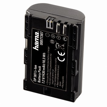 Digi-Power 7.2v/1430mah Canon LPE6