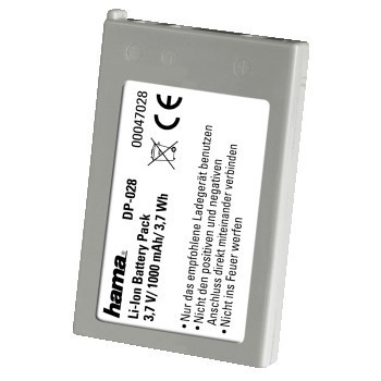 Digi-Power 3.6v/1000mah Nikon ENEL5