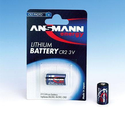 Ansmann CR2 Battery