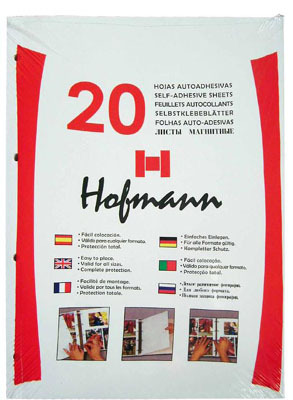 Hofmann Self Adhsive pages (20)