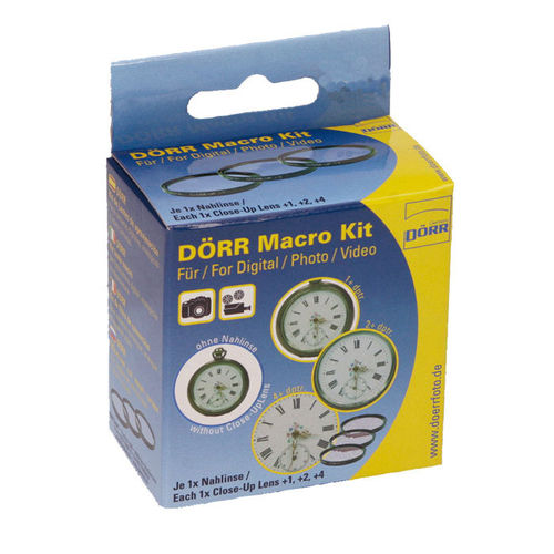 Dorr 49mm Close Up Kit