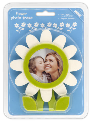 Flower Shape Frame