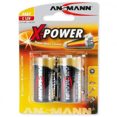 Ansmann X power Alkaline type C